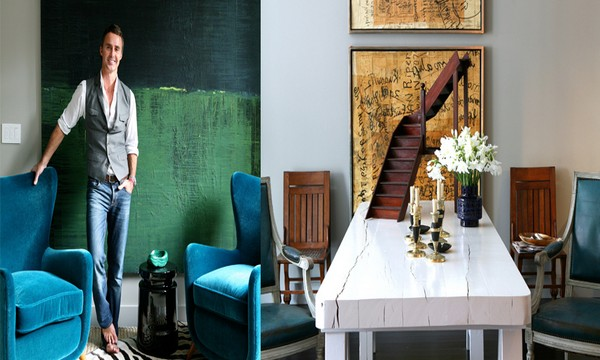 Designing Homes: Antony Todd best projects