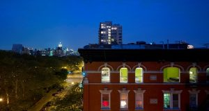 Overlooking Apartment vy Sarah Roosevelt Park in New York Feature