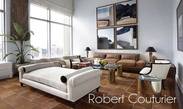 Architecture and decorations NY bests Robert Couturier Inc. Feature