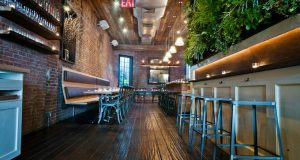 Colonie Restaurant in Brooklyn Heights, NYC Feature