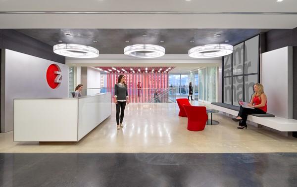 TOP Interior Design Studios In New York City Gensler 3