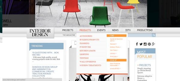 17  Interior Design Magazine- a worldwide guide for professionals 17