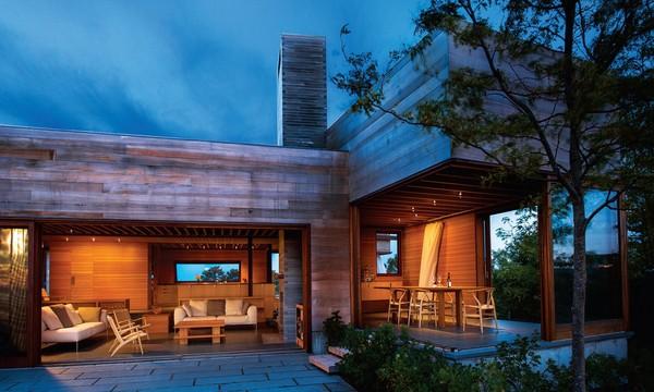 Modern Homes with Cedar Facades  Modern Homes with Cedar Facades Modern Homes with Cedar Facades5