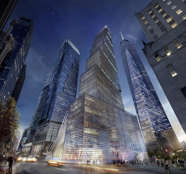New NY World Trade Center Design Project  New NY World Trade Center Design Project New NY World Trade Center Design Project 2