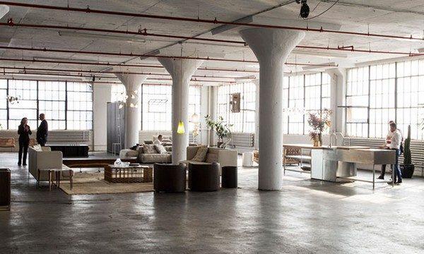 New York Loft By Piero Lissoni