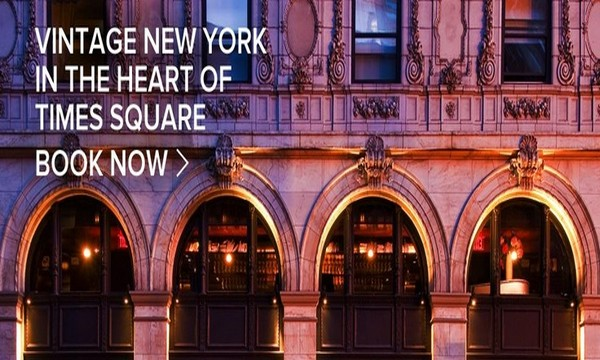 Best projects in New York city- Paramount Hotel  Best projects in New York city- Paramount Hotel traditional paramount hotel new york paramount hotel new york hotel times square hotel