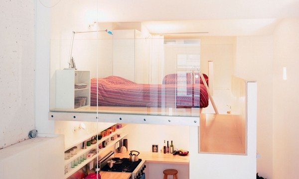 5 NYC Apartments That Pack Everything into a Single Room  5 NYC Apartments That Pack Everything into a Single Room 5 NYC Apartments That Pack Everything into a Single Room2