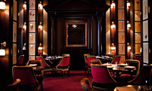 Top 5 Finest Dining Design Restaurants in NYC