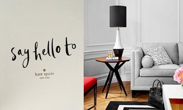 Kate Spade Home Furniture Collection At HPMKT2. Oct. 20. INTERIOR DESIGN