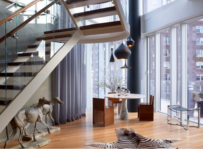 MR_ARCHITECTURE_DECOR_DAVID_MANN_DINING_ROOM  Modern Interior Designs by MR Architecture + Decor MR ARCHITECTURE DECOR DAVID MANN DINING ROOM