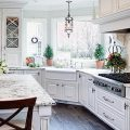 7 design ideas you can steal from dream houses  7 design ideas you can steal from dream houses White cabinets seem to be a major draw in the pinterest dream kitchen as well as granite slabs for the counter tops 120x120