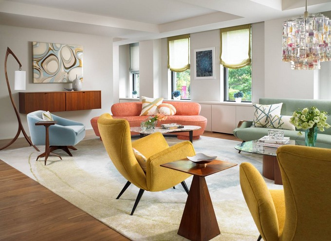 New York Central Park family home by Amy Lau Design amy lau design New York Central Park family home by Amy Lau Design viceroy new york2