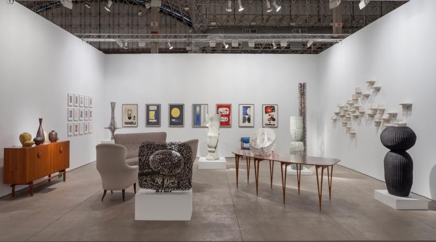 Hostler Burrows  Design Miami: Top 5 New York Galleries Hostler Burrows 11