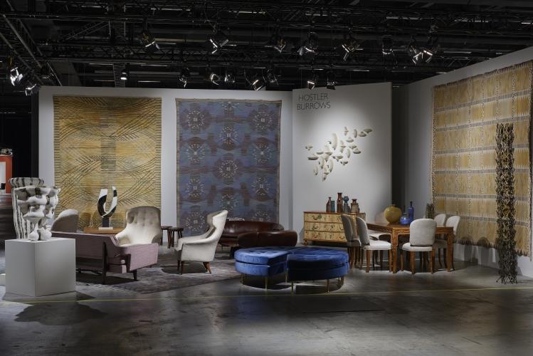 Hostler Burrows  Design Miami: Top 5 New York Galleries Hostler Burrows 21