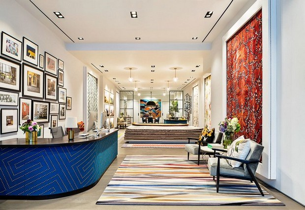 5 New Mid-Century Stores in New York 2015