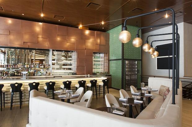 TOP 5 New York Restaurants this Christmas