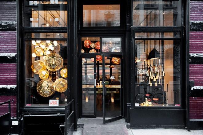 Tom Dixon New Showroom in New York  showroom in new york Tom Dixon New Showroom in New York Tom Dixon New Showroom in New York 6