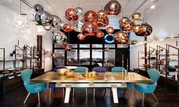 Tom Dixon New Showroom in New York