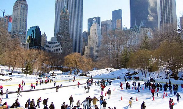 Where to go for Ice-Skating in NYC  Where to go for Ice-Skating in NYC Where to go for Ice Skating in New York feature