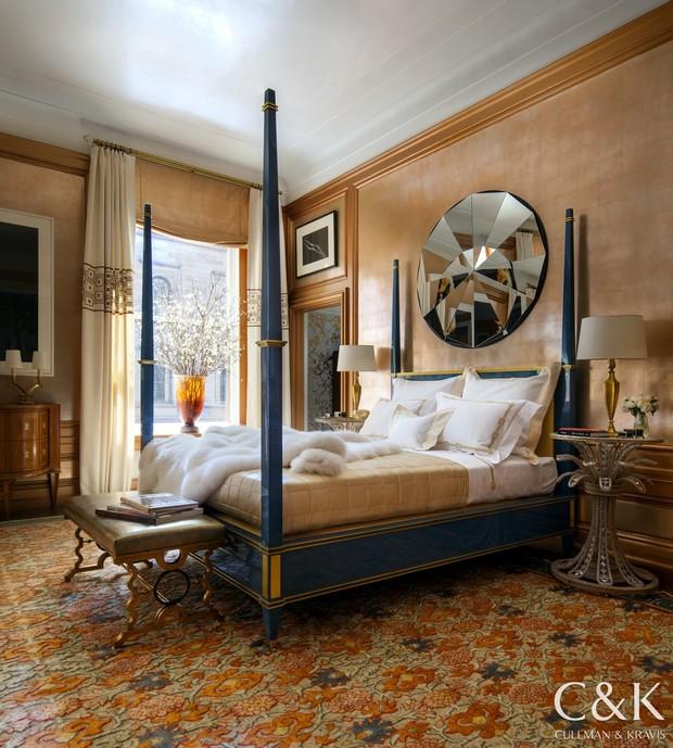 Top interior designer ny cullman kravis inc new york for Interior design companies in new york