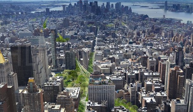 Perkins Eastman proposes turning New York's Broadway into one long park
