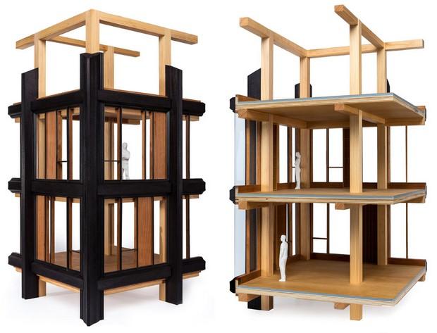 SHoP proposes New York's tallest timber-framed building  SHoP proposes New York's tallest timber-framed building capa3