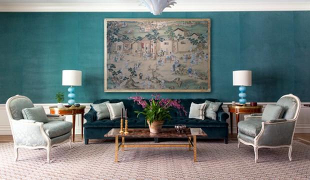 TOP Interior Designer in NY Markham Roberts Inc