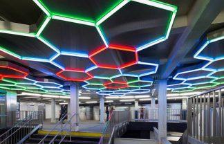 The TOP 5 NYC Subway art instalations