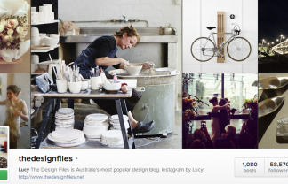 The best example of ID's instagrammers to follow instagram the design files 324x208