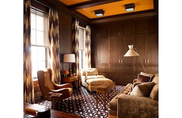 TOP Interior Designer in NYC: S.R. Gambrel  TOP Interior Designer in NYC: S.R. Gambrel SR LowerFifithTownhousefinalseq6