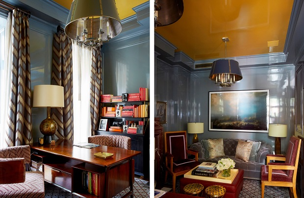 S.R. Gambrel TOP Interior Designer in NYC: S.R. Gambrel perry street duplex2