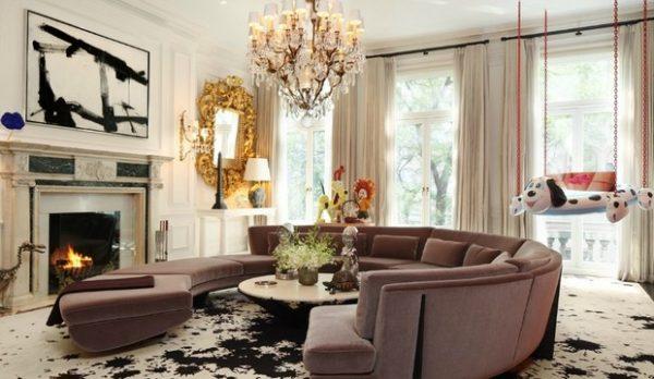Top interior designer in nyc william t georgis new for Best interior designers in new york