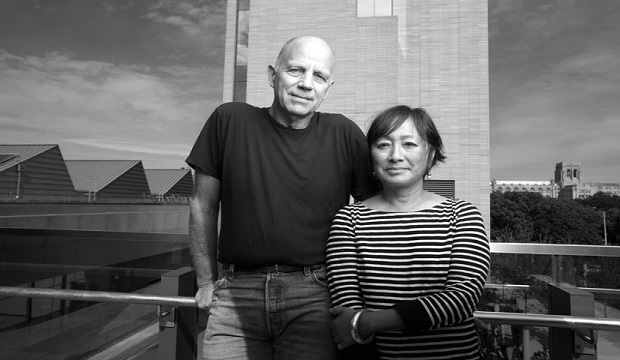 TOP Interior Designer in NYC: Tod Williams and Billie Tsien  TOP Interior Designer in NYC: Tod Williams and Billie Tsien cover