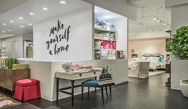 Kate Spade New York Home Pop-Up Store
