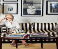 A look inside Carolina Herrera's Glamorous New York Office