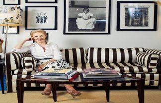 A look inside Carolina Herrera's Glamorous New York Office  A look inside Carolina Herrera's Glamorous New York Office COVER 324x208