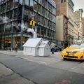 Mark Reigelman Brigns Cozy Cabins to New York's Steaming Manholes