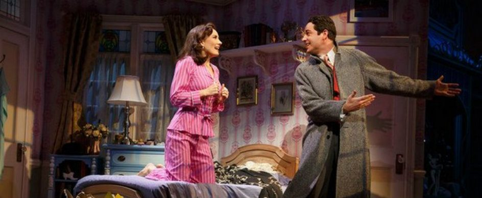 """TOP Interior Designer in NYC, David Rockwell, and Broadway Hit Show """"She Loves Me"""""""