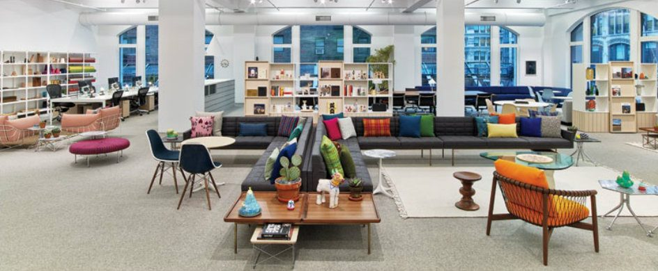 Herman Miller Project in New York City's Flatiron District Herman Miller Herman Miller Project in New York City's Flatiron District Herman Miller Fashions a Towering Presence in New York Citys Flatiron District Feature 944x390