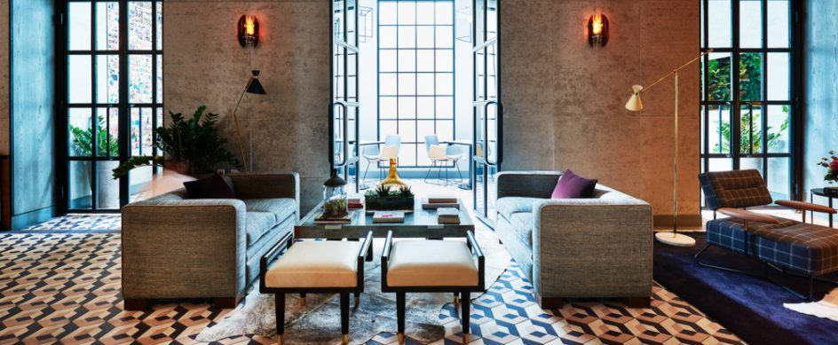 SIXTY SOHO NEW YORK BY HARLAND MILLER Feature