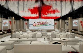 yabu pushelberg yabu pushelberg designed the house of canadian athletes at the Rio2016 yabu pushelberg COC rio 2016 canada olympic house designboom 011 324x208