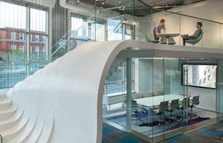 10 Questions With Perkins+Will New York office interior design director Meena Krenek Feature