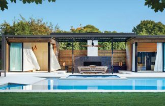ICRAVE Fashions a Private dream house in Amagansett NY Feature