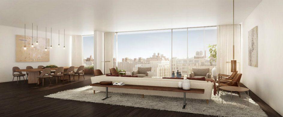Isay Weinfeld's New York luxury housing development