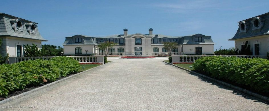 INSIDE 'BELLE MER' THE $40 MILLION ELBERON MANSION DESIGNED BY Ingrao; front