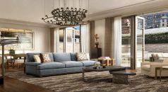 Pembrooke & Ives, Living Room