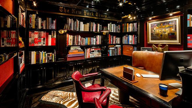 Tommy Hilfiger's Plaza Penthouse tommy hilfiger's plaza Tommy Hilfiger's Plaza Penthouse Tommy Hilfiger office