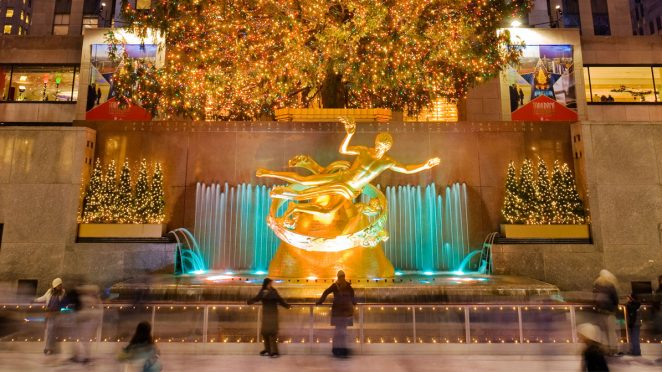 The Best Christmas Hotels in NYC Best Christmas The Best Christmas Hotels in NYC 4season e1481104595251