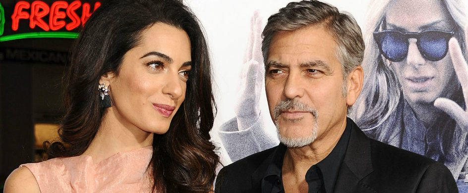GEORGE AND AMAL CLOONEY 'S NEW APARTMENT IN NEW YORK