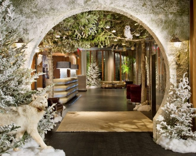The Best Christmas Hotels in NYC Best Christmas The Best Christmas Hotels in NYC dream e1481104491817